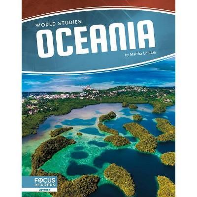 Oceania - by  Martha London (Paperback)