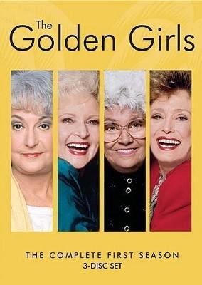 Golden Girls: Complete First Season (DVD)