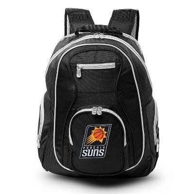 NBA Phoenix Suns Colored Trim Laptop Backpack