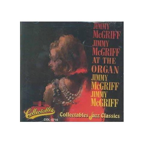 Jimmy  Jimmy; McGriff McGriff - Jimmy McGriff at the Organ (CD) - image 1 of 1