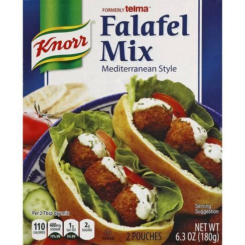 Knorr Falafel Mix Mediterranean Style 6.3 oz - image 1 of 1
