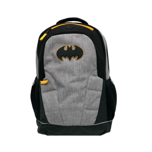 "Batman 18"" The Bat Fan Kids' Backpack - Black - image 1 of 6"