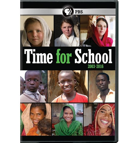 Time For School (DVD) - image 1 of 1