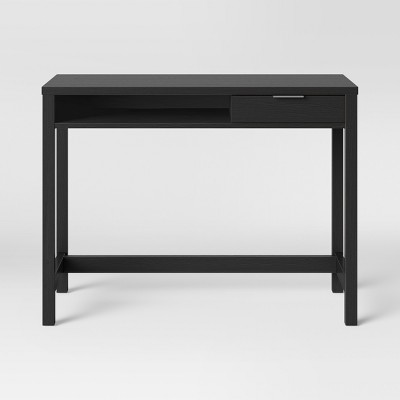 Desk With Drawer Black - Made By Design™