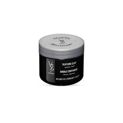 V76 by Vaughn Texture Clay Medium Hold Formula for Men - 1.7 fl oz