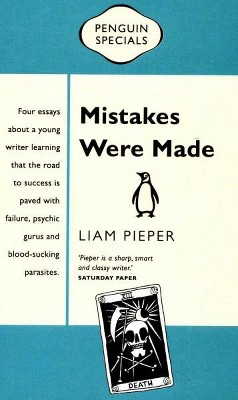 Mistakes Were Made Paperback Liam Pieper Target