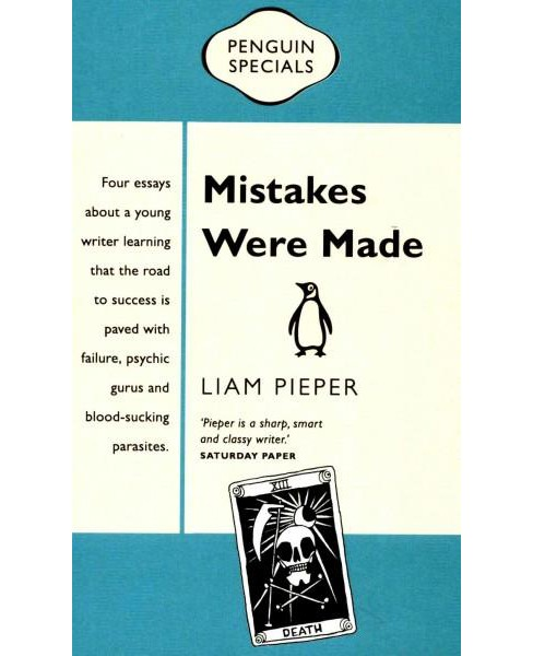Mistakes Were Made (Paperback) (Liam Pieper) - image 1 of 1
