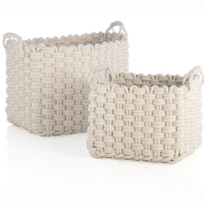 Set of 2 Dharma Baskets - Shiraleah