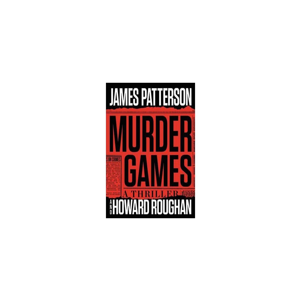 Murder Games (Hardcover) (James Patterson)