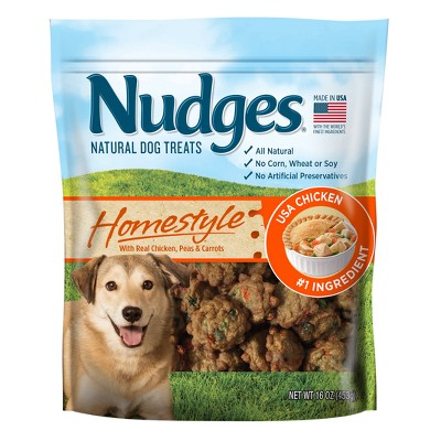 Dog Treats: Nudges Homestyle Dog Treats