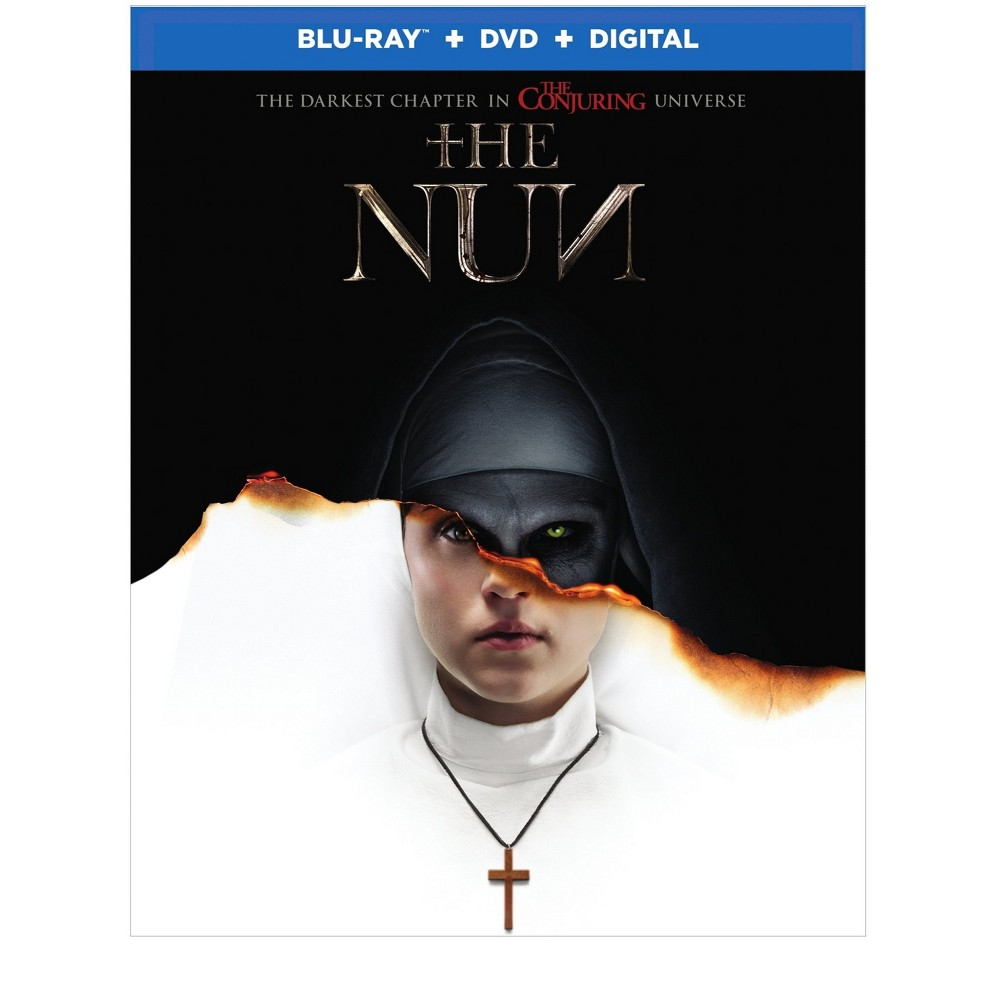 The Nun (Blu-Ray + Dvd + Digital)