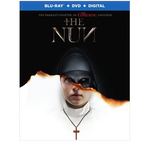 The Nun (Blu-Ray + DVD + Digital) - image 1 of 1