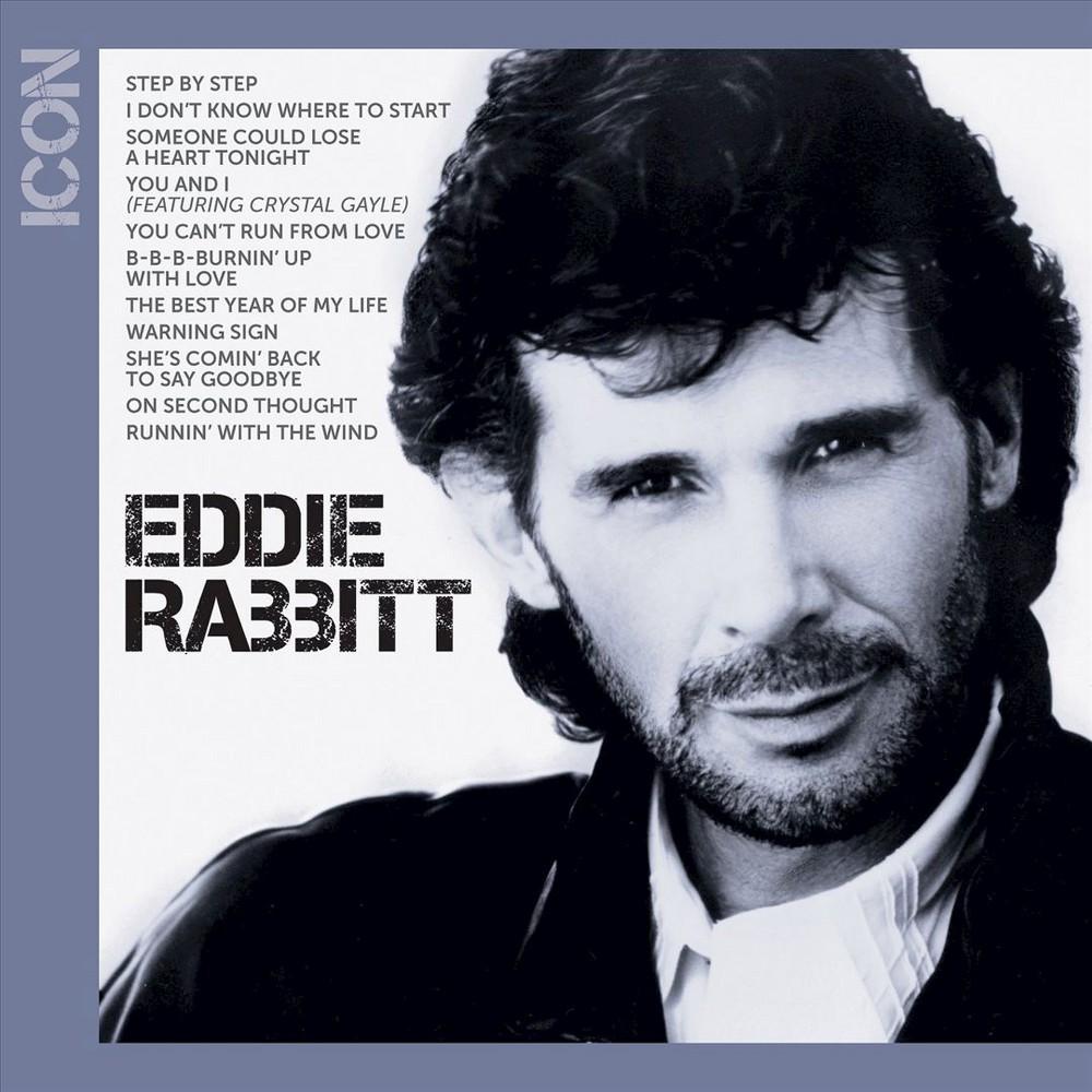 Eddie Rabbitt - Icon:Eddie Rabbitt (CD)