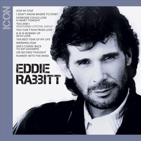 Eddie rabbitt - Icon:Eddie rabbitt (CD) - image 1 of 1