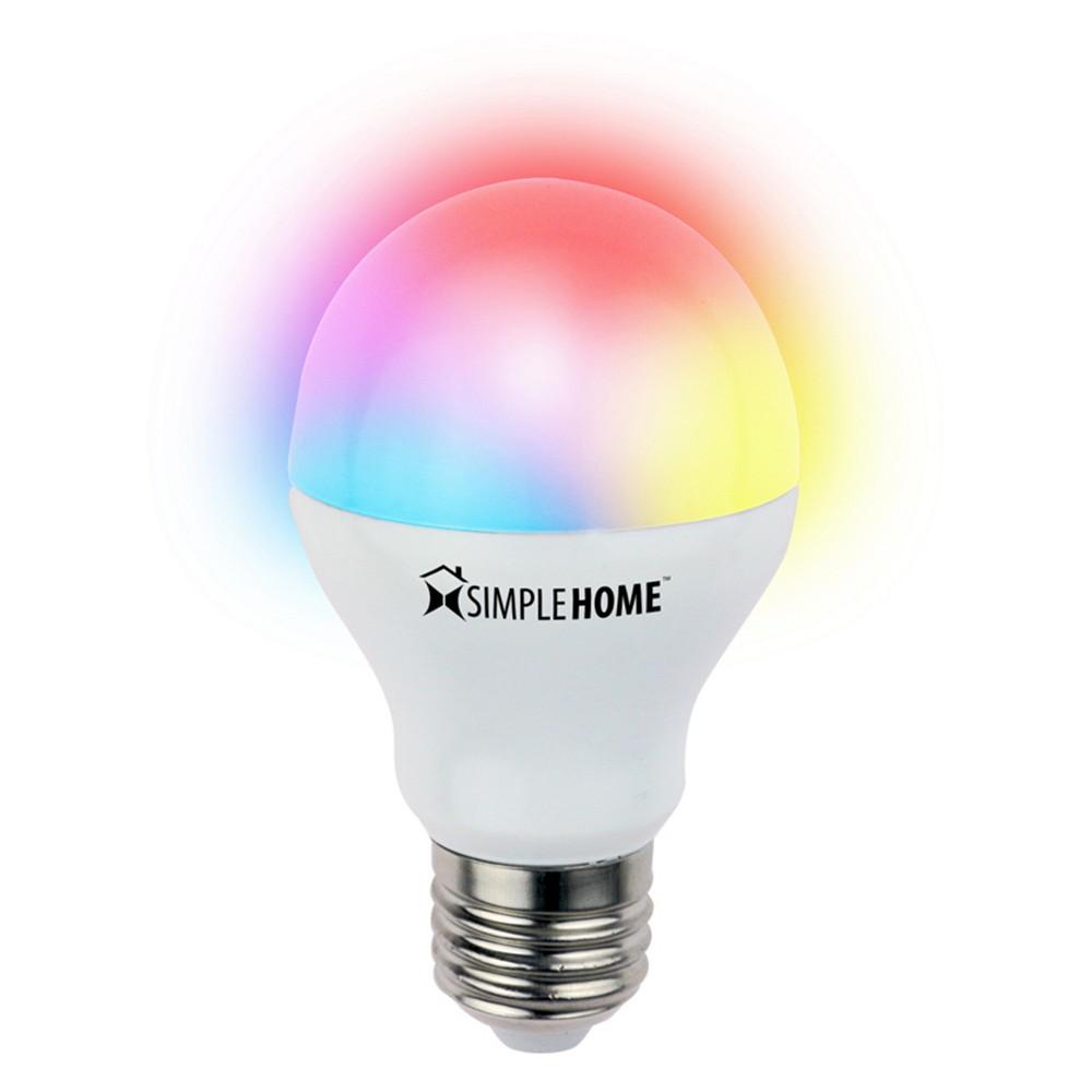 SimpleHome Smart Wi-Fi LED Bulb (XLB7-1002)