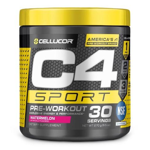 Cellucor C4 Sport Pre-Workout Powder