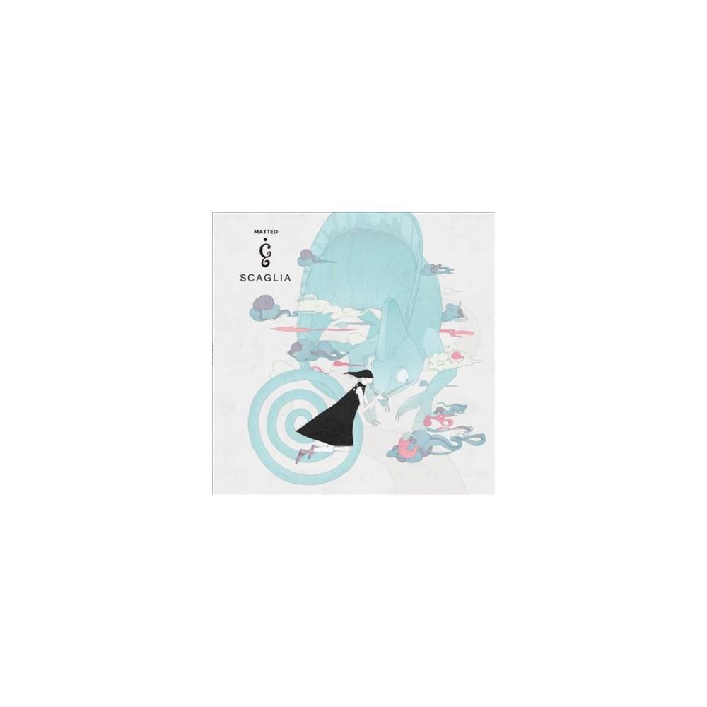 Matteo - Scaglia (CD), Pop Music