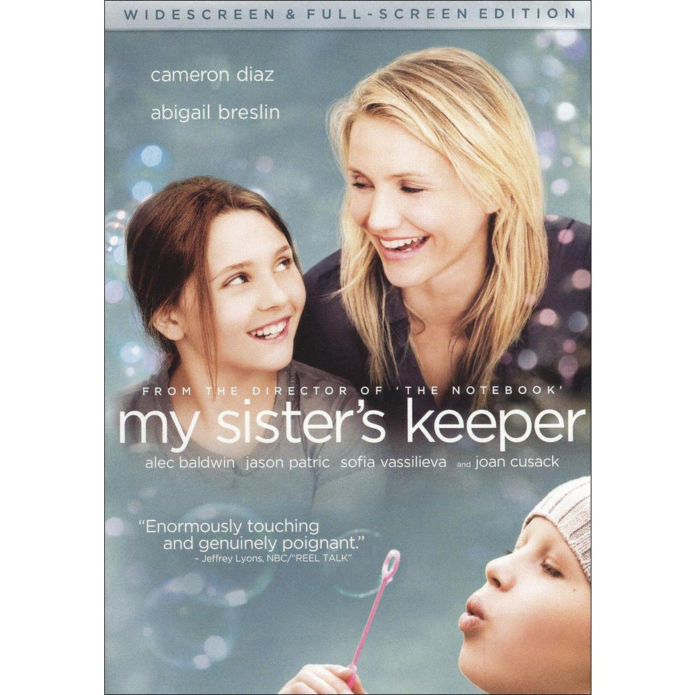My Sister's Keeper (dvd_video)