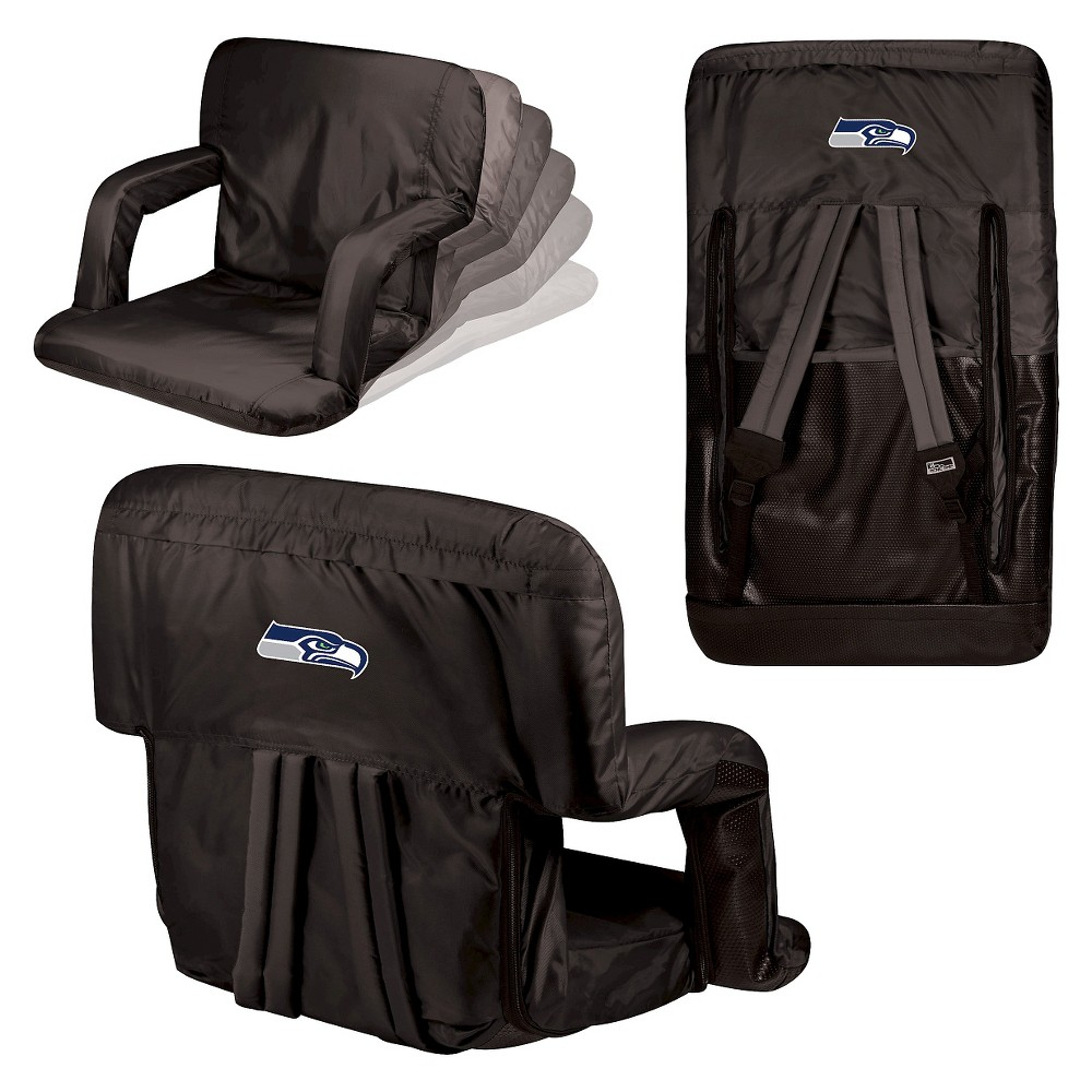 Seattle Seahawks Ventura Seat Portable Recliner Chair by Picnic Time