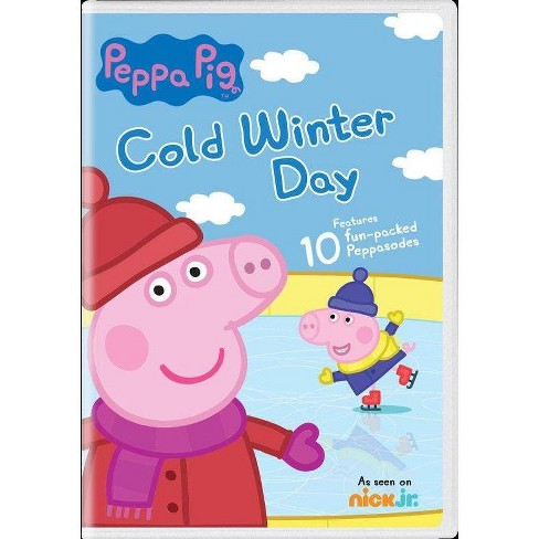 Peppa Pig: Cold New Day (DVD) - image 1 of 1