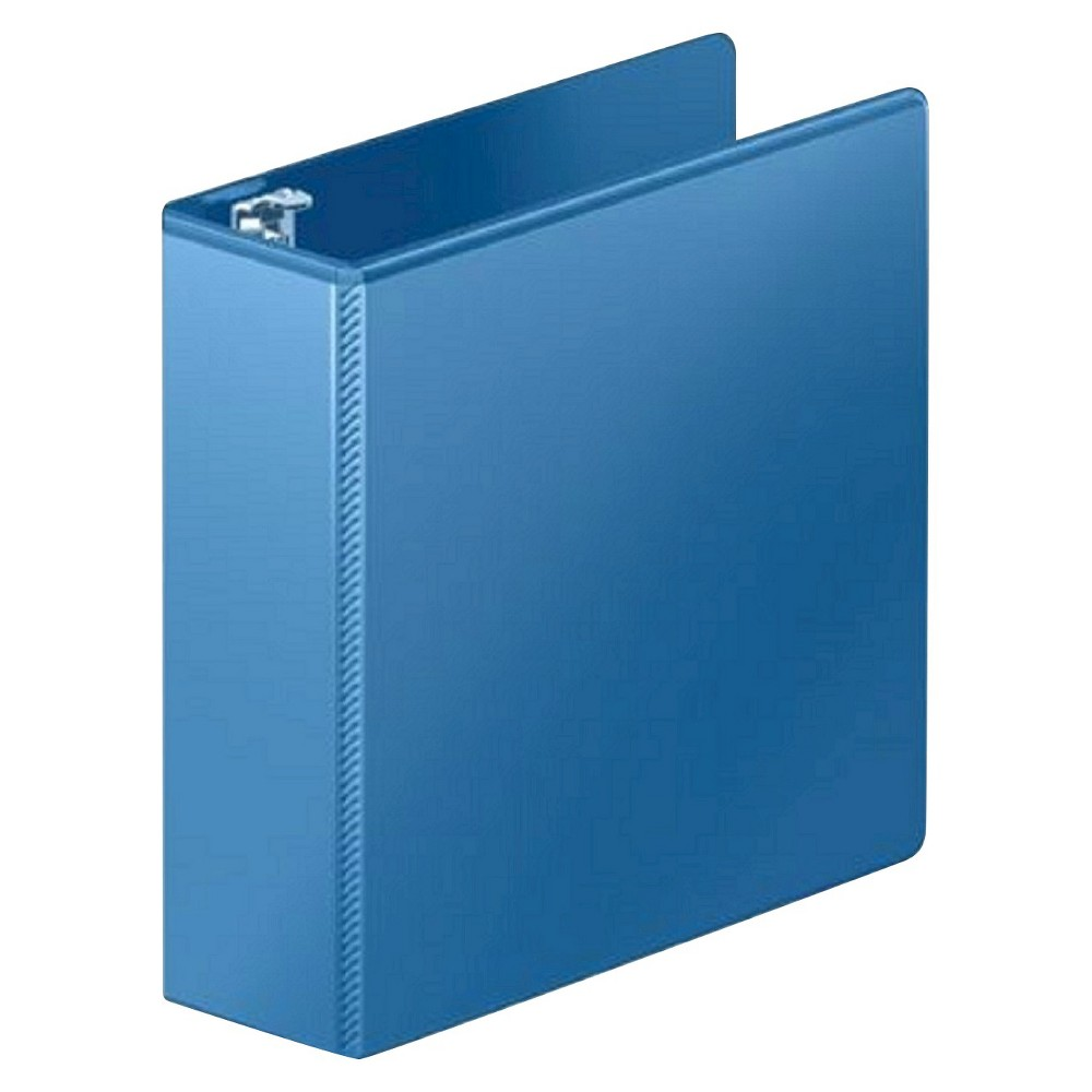 Mead 3 3 Ring Binder Light Blue