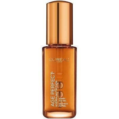 LOreal Paris Age Perfect Hydra Nutrition Honey Eye Gel - 0.5 fl oz