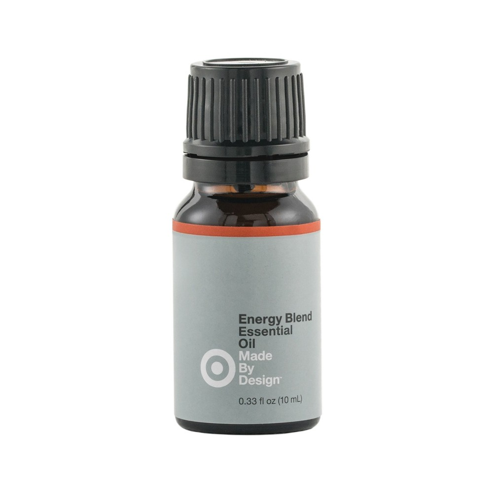 Image of .33 fl oz 100% Pure Essential Oil Energy Blend - Made By Design