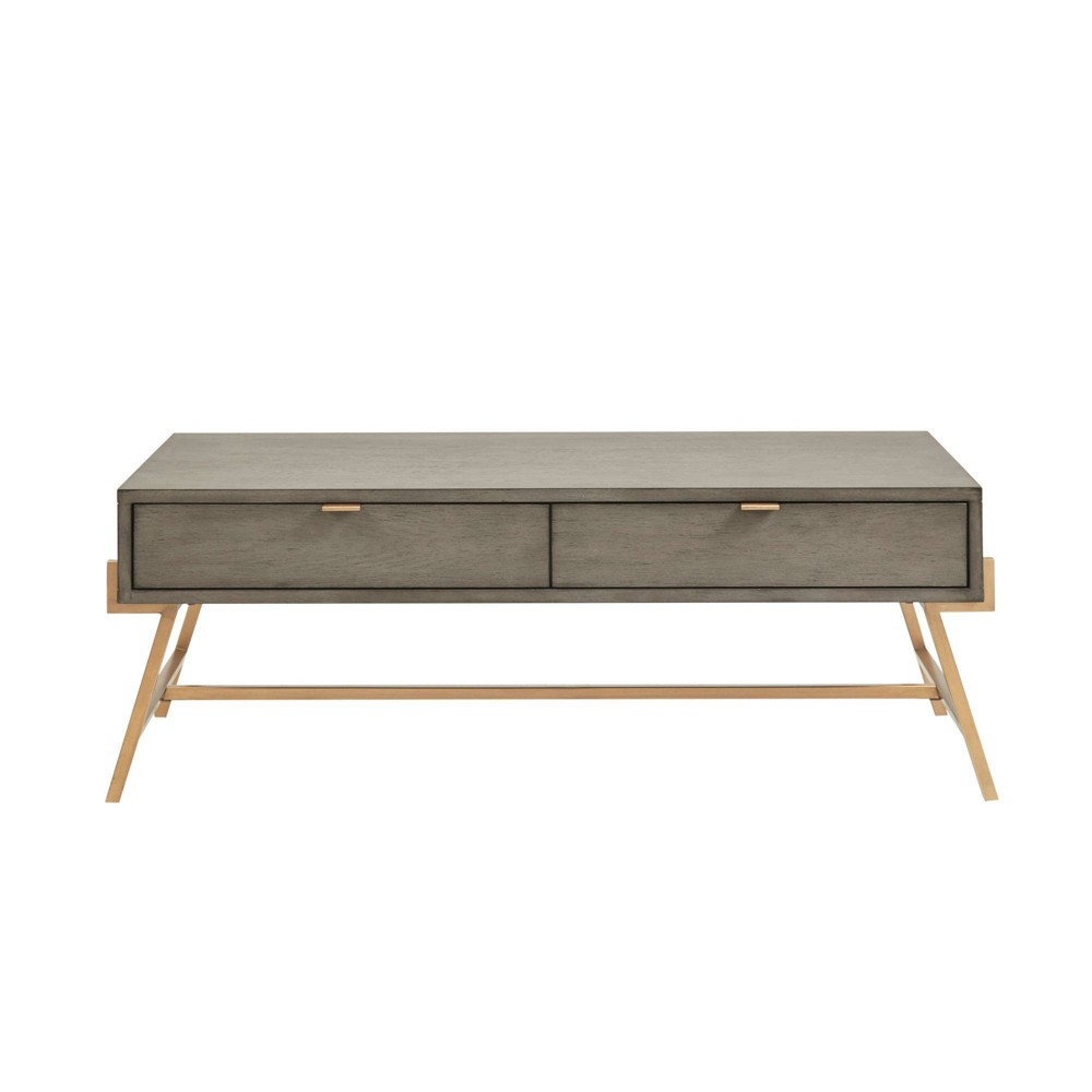 Ritanna Coffee Table Chardon Gray was $439.99 now $307.99 (30.0% off)