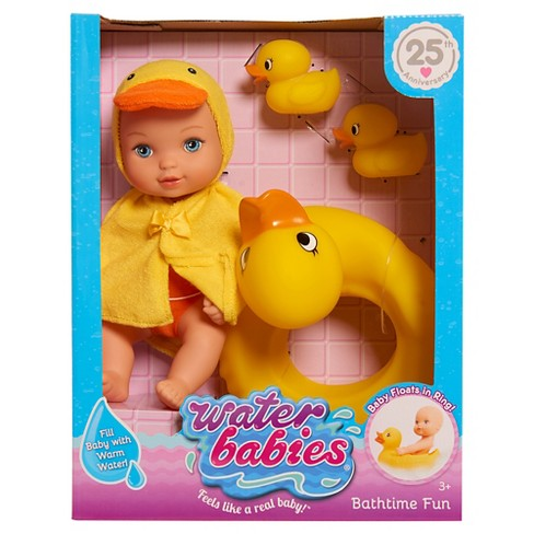 Waterbabies Bathtime Fun Baby Doll - image 1 of 4