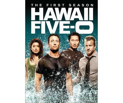 Hawaii Five-0: The First Season [6 Discs] - image 1 of 1