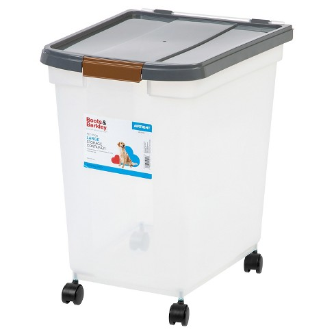 Airtight Dog Food Container - Boots & Barkley™ - image 1 of 4