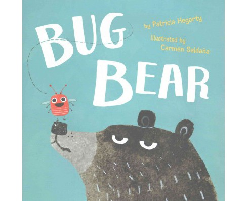 Bug Bear (Hardcover) (Patricia Hegarty) - image 1 of 1