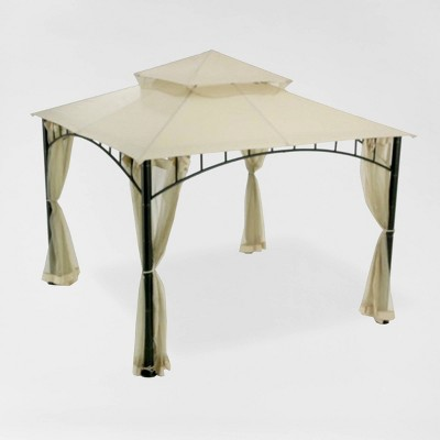 Madaga Replacement Canopy Beige - Garden Winds : target shade canopy - afamca.org