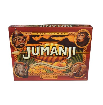 Jumanji The Game