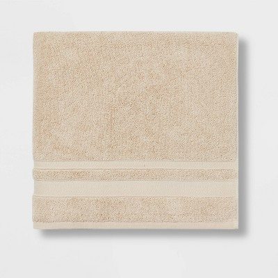 Performance Bath Towel Tan - Threshold™