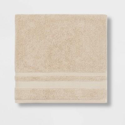 Performance Bath Towel Tan - Threshold™