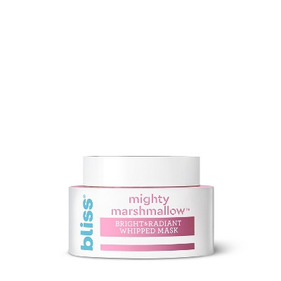 Bliss Mighty Marshmallow Bright & Radiant Face Mask - 1.7 fl oz