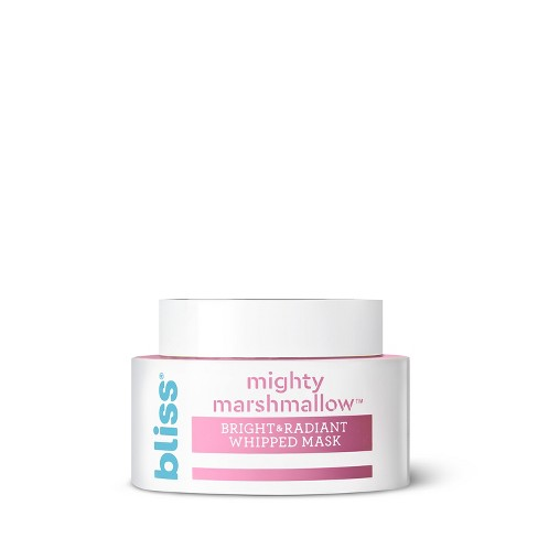 Bliss Mighty Marshmallow Bright & Radiant Face Mask - 1.7 fl oz - image 1 of 4