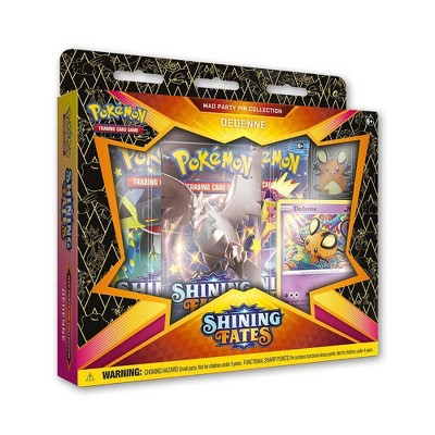 Pokémon Trading Card Game: Shining Fates Pin Collection - Dedenne