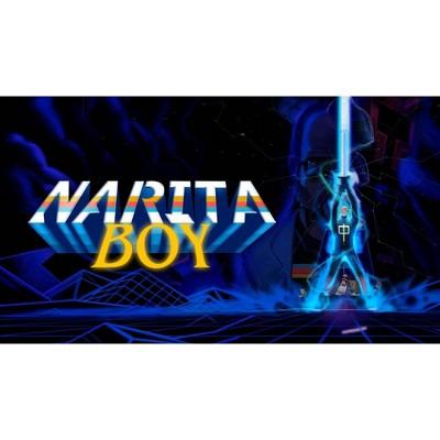 Narita Boy - Nintendo Switch (Digital)