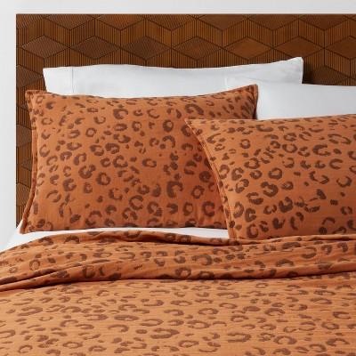 Leopard Spot Matelasse Coverlet - Opalhouse™