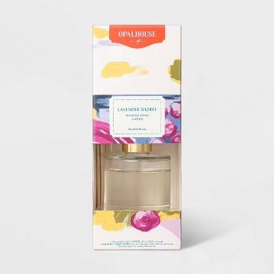 118.3ml Boxed Lavender Shores Reed Diffuser Set - Opalhouse™
