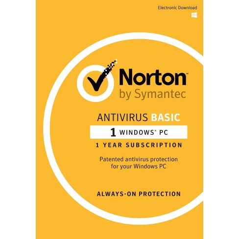 Norton Antivirus Basic - image 1 of 2