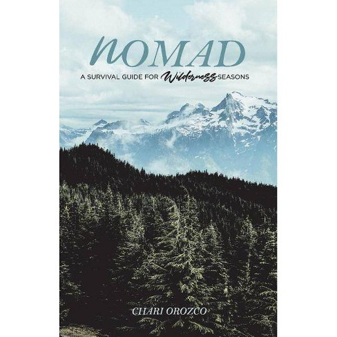 Nomad - by  Chari Orozco (Paperback) - image 1 of 1