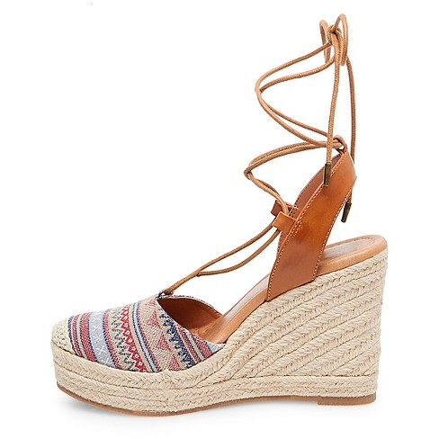 2554a553ef1b Women s Dv Carissa Closed Toe Espadrille Wedge Sandals - 9.5   Target