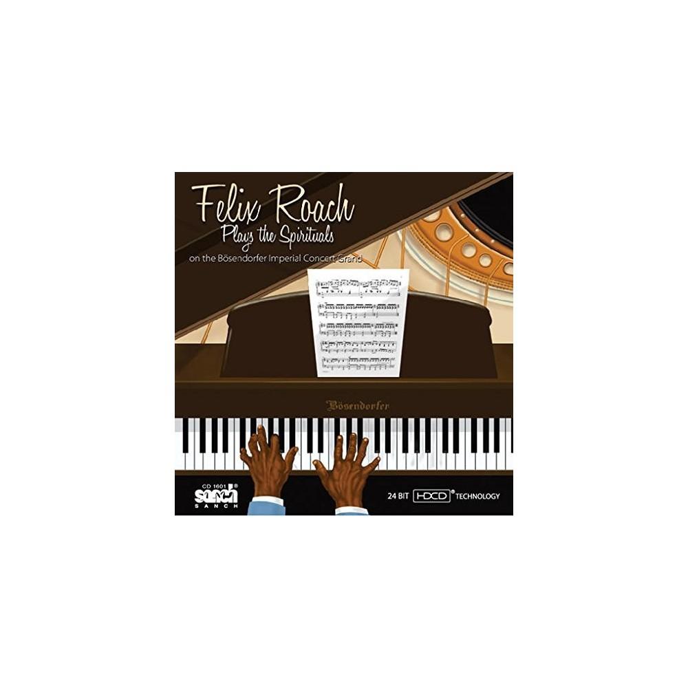 Felix Roach - Plays The Spirituals (CD)
