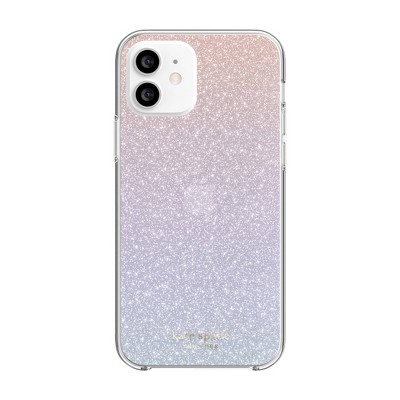 Kate Spade New York Apple iPhone Hard Shell Phone Case - Ombre Glitter