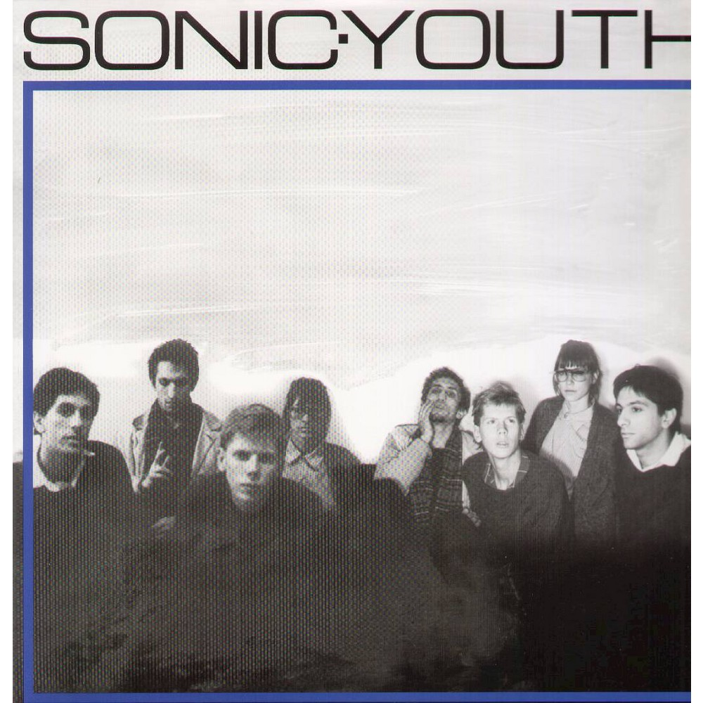 Sonic Youth - Sonic Youth (Vinyl)