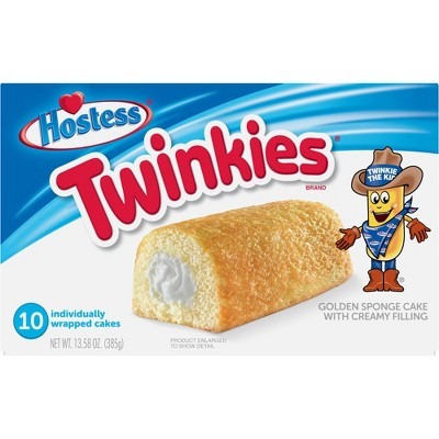 Hostess Twinkies - 10ct/13.58oz