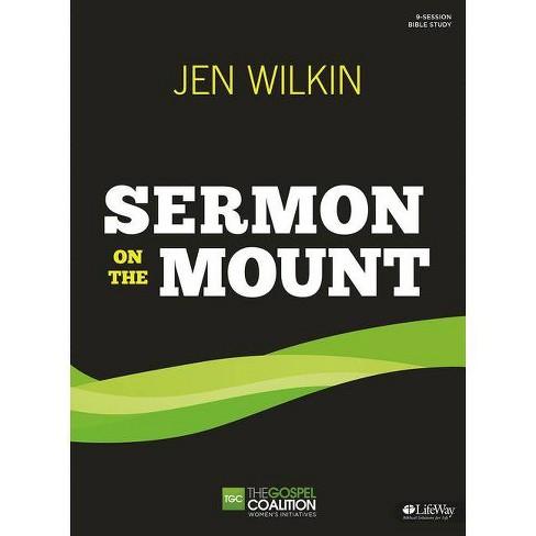 The Sermon on the Mount - by  Jen Wilkin (Paperback) - image 1 of 1
